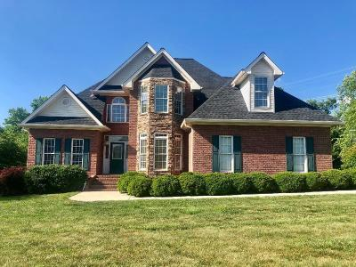 Cleveland Single Family Home For Sale: 3110 Cumberland Hills Cir NW
