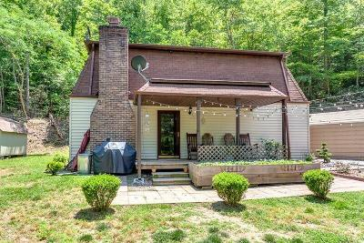 Roane County Single Family Home Contingent: 2830 Sugar Grove Valley Rd