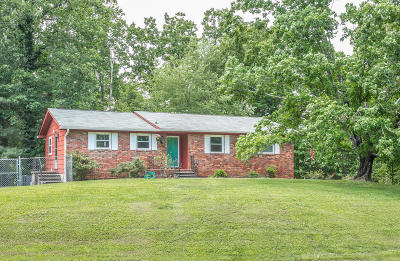 Chattanooga Single Family Home For Sale: 3728 Forest Highland Cir