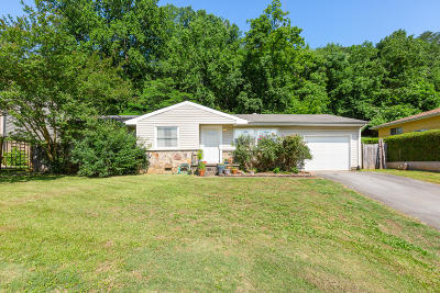 Chattanooga Single Family Home For Sale: 4209 Oakland Ter