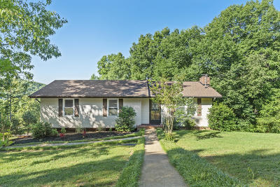Chattanooga Single Family Home For Sale: 8234 Tyne Ridge Rd