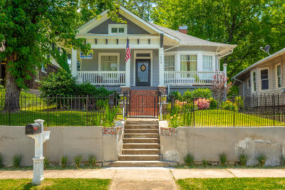 Chattanooga Single Family Home For Sale: 1504 Duncan Ave