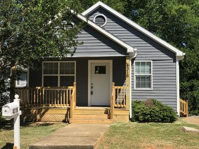 Chattanooga Single Family Home For Sale: 4316 Grand Ave