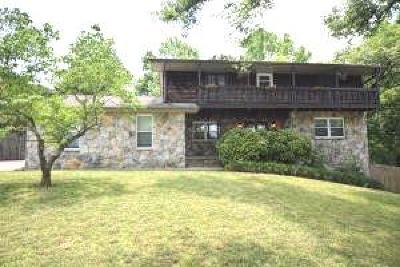 Chattanooga Single Family Home For Sale: 4921 Lake Haven Dr