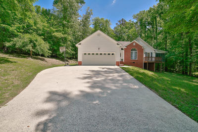 Harrison Single Family Home Contingent: 11924 Crestwood Tr