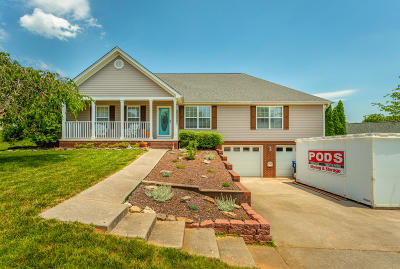 Ooltewah Single Family Home For Sale: 9480 Homewood Cir