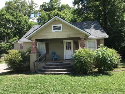Chattanooga Single Family Home For Sale: 107 Martin Rd