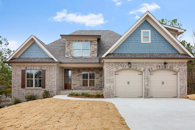 Hamilton County Single Family Home For Sale: 8313 Kayla Rose Cir #Lot 1