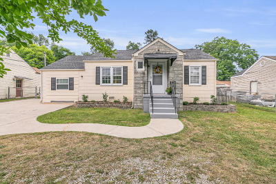 Chattanooga Single Family Home For Sale: 1513 Maxwell Rd