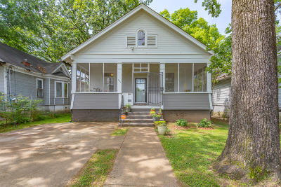 Chattanooga Single Family Home For Sale: 2302 Chamberlain Ave