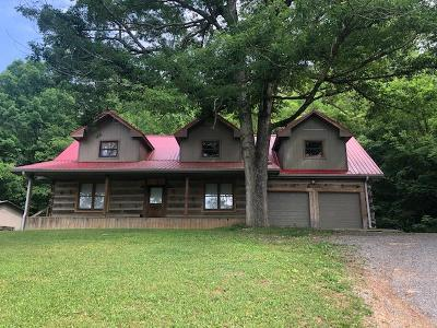 Sequatchie County Single Family Home Contingent: 1087 Old Union Rd