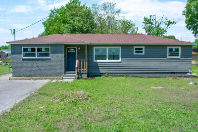 Rossville Single Family Home For Sale: 629 James St