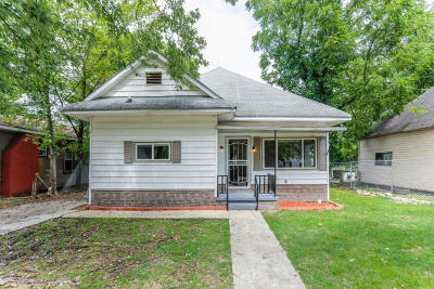 Hamilton County Single Family Home For Sale: 2207 Duncan Ave