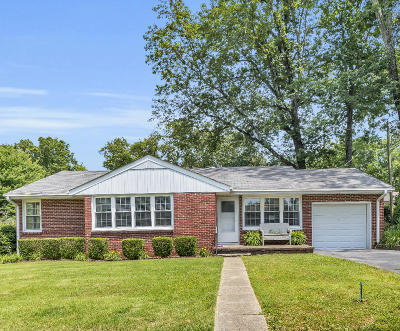Hamilton County Single Family Home For Sale: 1724 Auburndale Ave