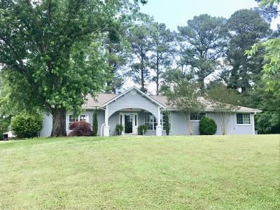 Single Family Home For Sale: 6853 Longview Rd