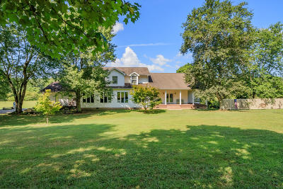Single Family Home For Sale: 1375 Bonds Rd