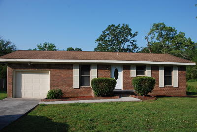 Single Family Home For Sale: 6314 Rosemary Dr