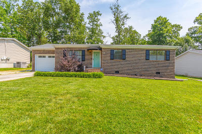 Chattanooga Single Family Home For Sale: 8305 Iris Rd
