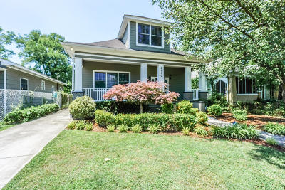 Chattanooga TN Single Family Home For Sale: $325,000