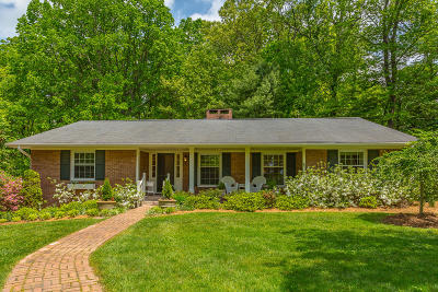 Signal Mountain Single Family Home Contingent: 102 Stratford Way