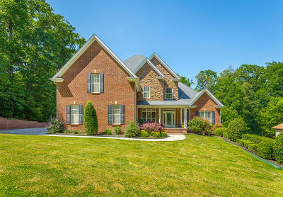 Soddy Daisy Single Family Home For Sale: 2045 Angler Dr