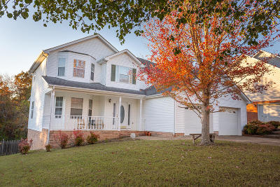 Single Family Home For Sale: 8419 Forest Breeze Dr