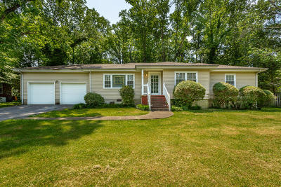 Signal Mountain Single Family Home Contingent: 202 Arrow Dr