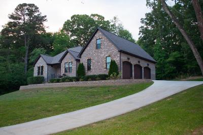 Soddy Daisy Single Family Home For Sale: 2131 Clift Eldridge Rd
