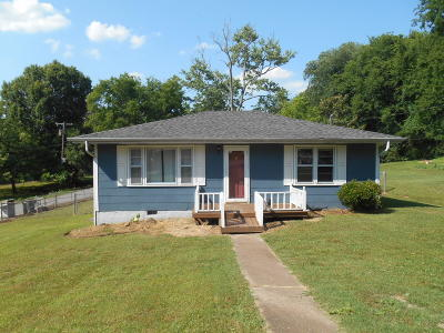 Ooltewah Single Family Home Contingent: 9613 Vine St