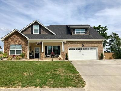 Ooltewah Single Family Home Contingent: 7642 Pfizer Dr