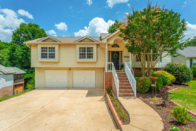 Ooltewah Single Family Home For Sale: 6620 White Tail Dr