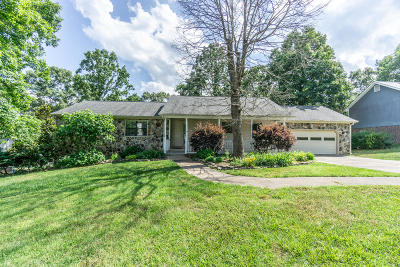 Ooltewah Single Family Home For Sale: 6013 Parsons Pond Dr