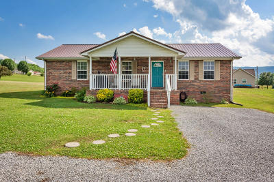 Sequatchie County Single Family Home Contingent: 574 W John Burch Rd