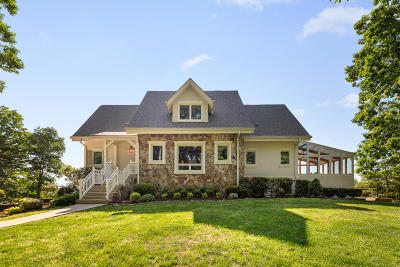 Rising Fawn Single Family Home For Sale: 9107 Highway 157