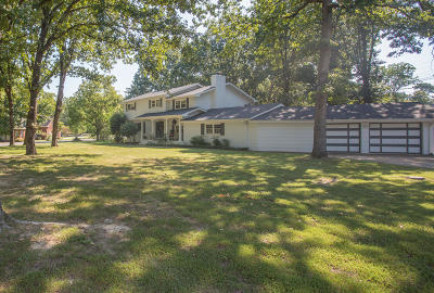 Chattanooga Single Family Home For Sale: 2254 Peterson Dr