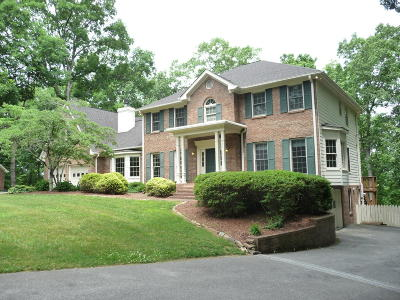 Signal Mountain Single Family Home Contingent: 3 Rock Moore Ln