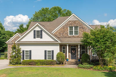 Chattanooga Single Family Home For Sale: 636 Peregrine Pl
