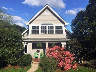 Chattanooga Single Family Home For Sale: 1120 W Mississippi Ave