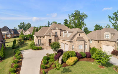 Ooltewah Single Family Home For Sale: 8032 Hampton Cove Dr