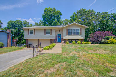 Ooltewah Single Family Home Contingent: 9321 Somerset Dr