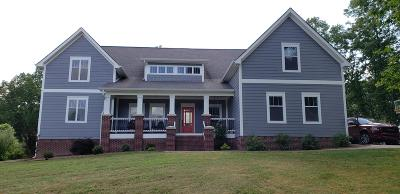 Ringgold Single Family Home Contingent: 120 Leets Springs Ln