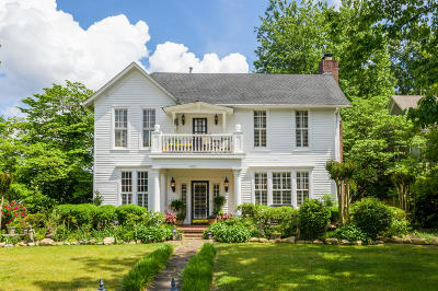 Chattanooga Single Family Home For Sale: 622 Forest Ave