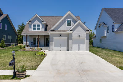 Ooltewah Single Family Home For Sale: 9511 Silver Stone Ln