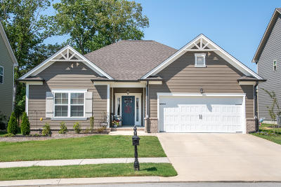 Ooltewah Single Family Home Contingent: 8447 Gray Fox Ct