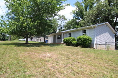 Ooltewah Single Family Home Contingent: 10009 Tellico Dr