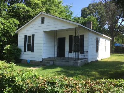 Chattanooga Single Family Home For Sale: 2009 Robbins St