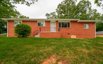 Chattanooga Single Family Home For Sale: 7824 Rosemary Cir