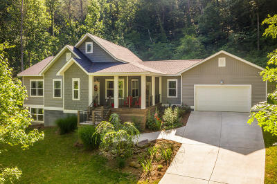 Ooltewah Single Family Home For Sale: 9772 Wilson Dr