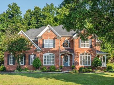 Chattanooga Single Family Home For Sale: 9601 Windrose Cir