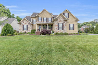 Ooltewah Single Family Home For Sale: 3219 Ripplin Run Ln